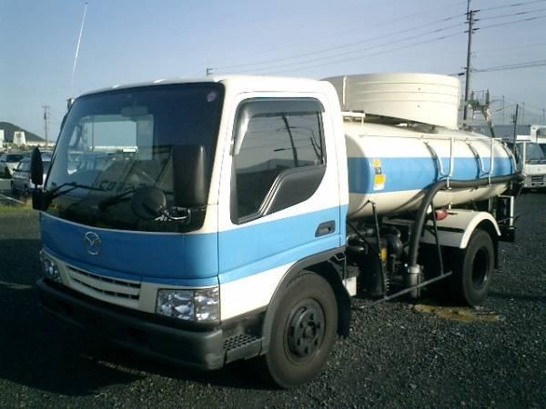 H14年式3600キロリットルバキュームカー(糞尿車)