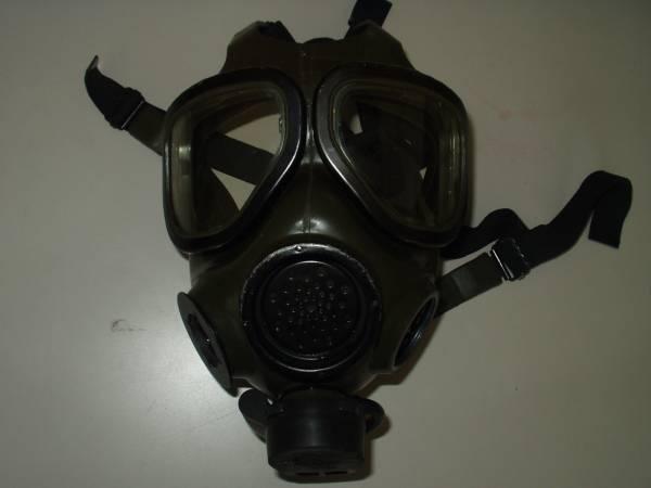 【医療用じゃない】インフルエンザ対策・M40ガスマスク【軍用】