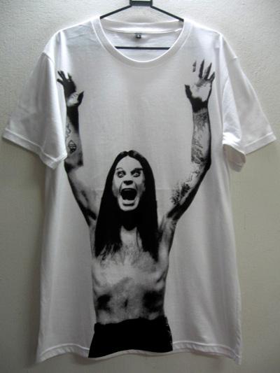 オジー・オズボーン (LサイズTシャツ) Ozzy Osbourne