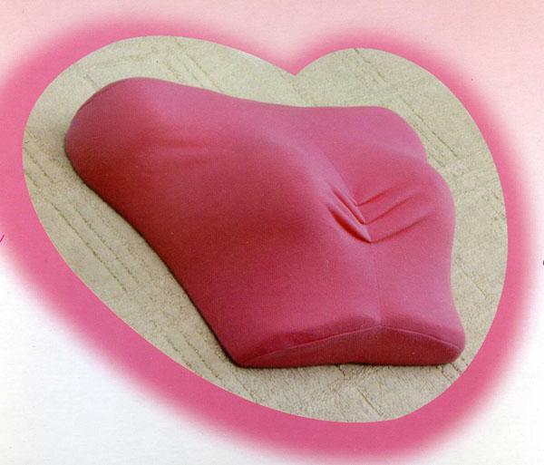 低反発いやし枕 あまえんぼう ピンク