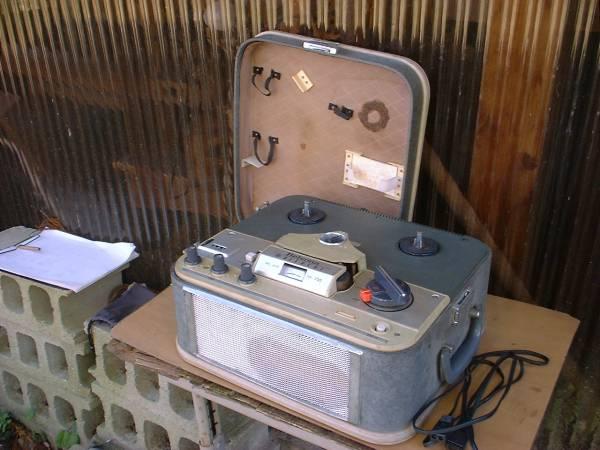 テープレコーダー ジャンク
