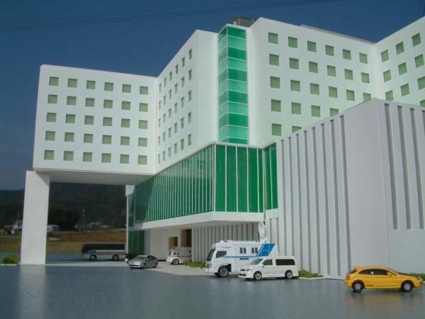 オリジナル 大きな総合病院