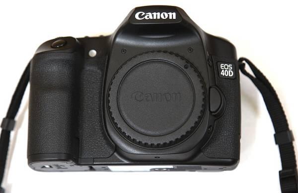 美品 完動 Canon EOS40Dボディ