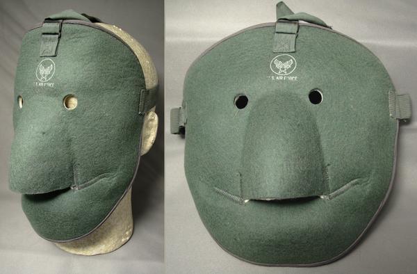 米軍実物 D-1A コールドウェザーフェイスマスク
