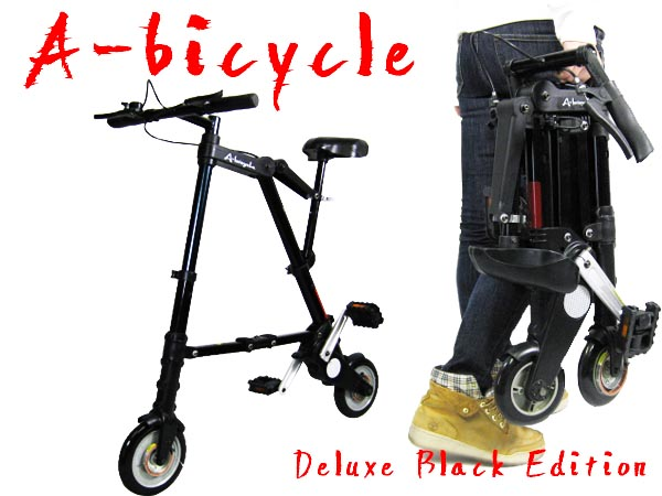 折りたたみ自転車◆軽量コンパクト◆6インチ