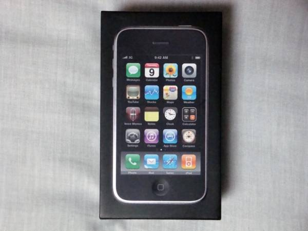 iPhone3GS 16GB ブラック本体以外 付属品セット