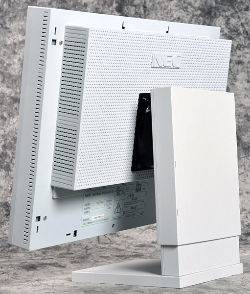 ■20.1LCD がこの値段?売切!発色良好!■NEC/LCD2080UX+■2系統■