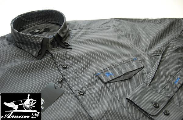 ◆BURBERRY BLACK LABEL◆☆大人気☆長袖♪シャツ♪010-1