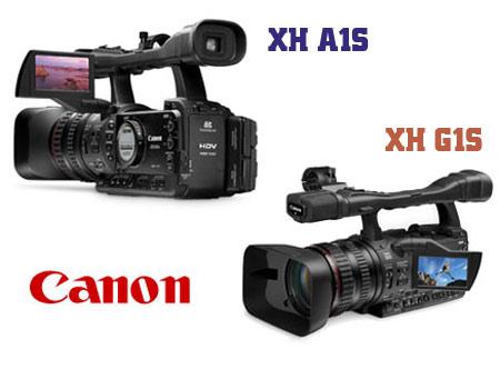 canon キャノン業務用ビデオカメラ XHA1