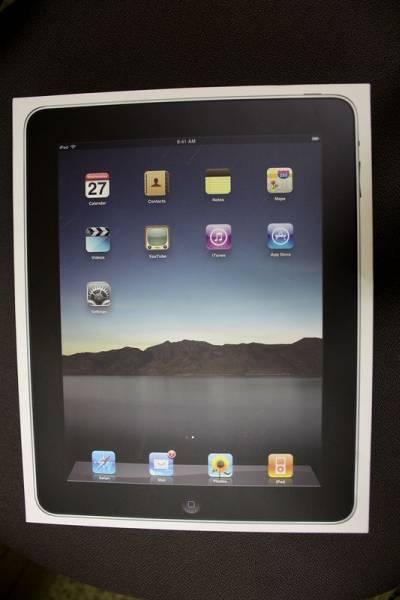 【超激安】iPad 3G 64G wi-fi 未使用品