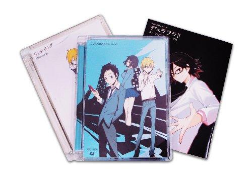 デュラララ!! 初回限定 DVD 特典 小説収納ファイル