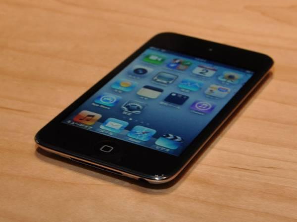 中古第4世代Apple iPod touch 32GB