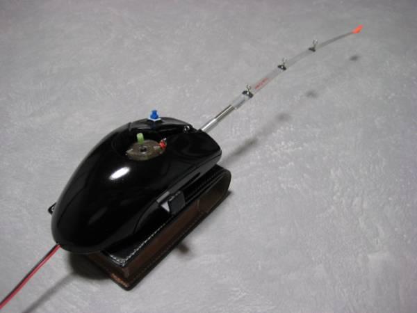 マウス型ワカサギ電動リール