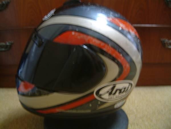 中古 Araiアライフルフェイスヘルメット57・58cm SNELLAstroFD