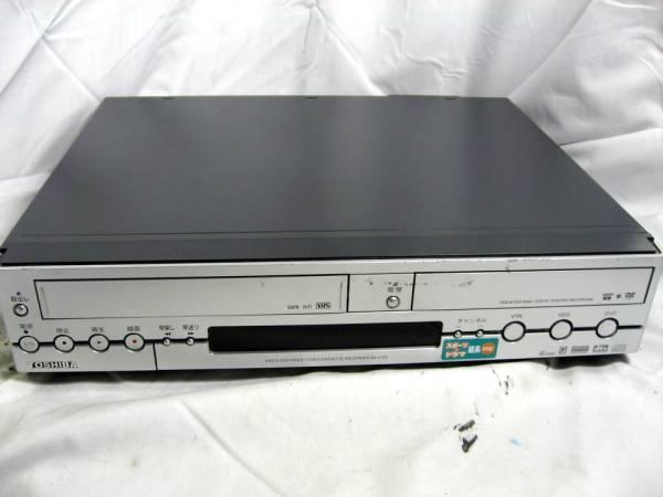 TOSHIBA VTR&HDD&DVDビデオレコーダー
