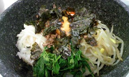 韓国料理 三沢