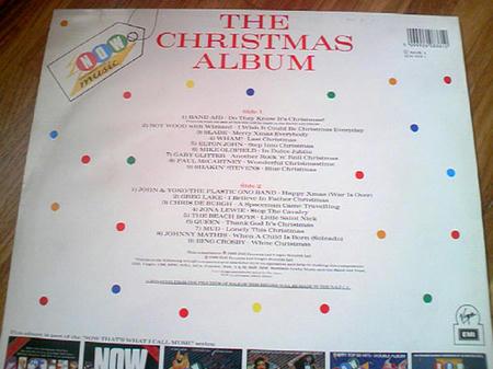 the chiristmas album