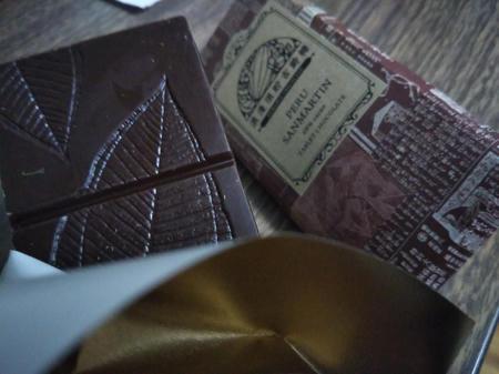 ロマンスチョコレート