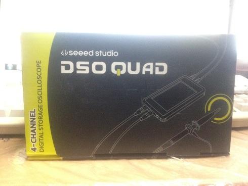 DSO Quadです。なんか色々出来るみたいだけど情弱な僕にはわかんない(笑)