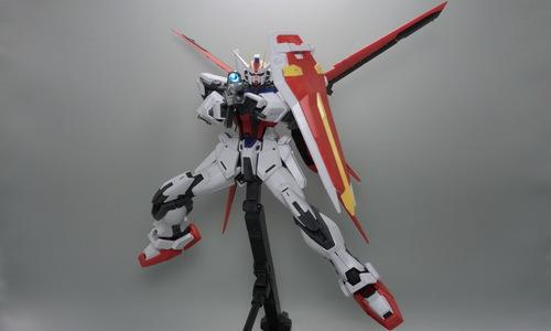 MG エールストライクガンダム Ver.RM レビュー