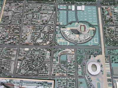北京市規劃展覧館3