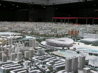 北京市規劃展覧館4