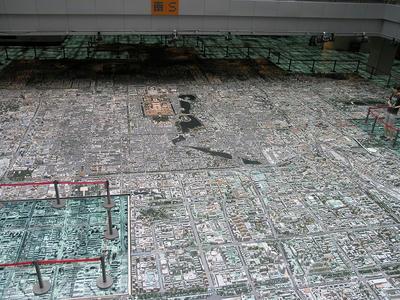 北京市規劃展覧館5