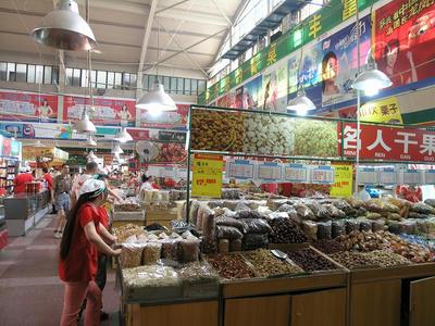 崇文門菜市場1