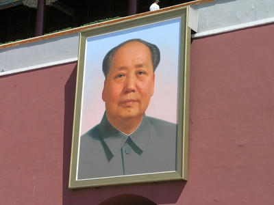 毛沢東主席0
