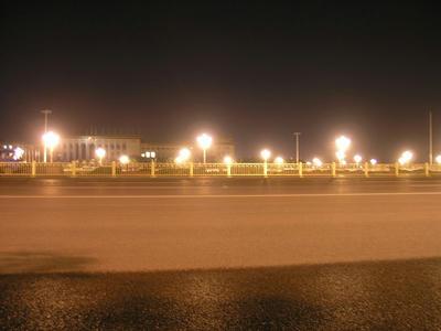 夜の天安門2