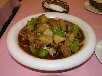 新疆飯荘7