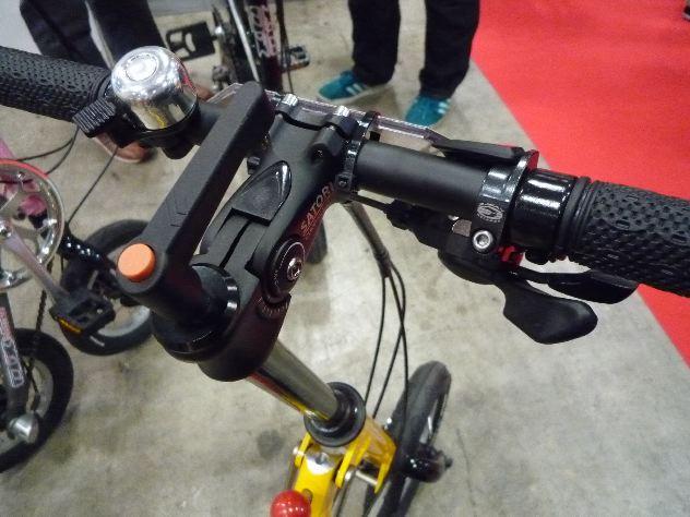 自転車の 折りたたみ自転車 電車 : ... GTIとBROMPTON 折りたたみ自転車