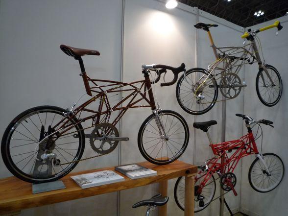 自転車の 中国製自転車のフレーム : ... フレームの自転車を発見。試乗