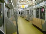 東京メトロ10000系車内