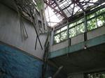 梅月湯 浴室の天井