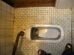 朝日湯 男性用浴場 トイレ個室
