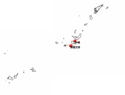 沖縄のカジノ候補地