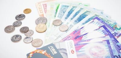 海外のお金