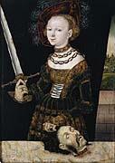 Lucas Cranach Judith and Holofernes