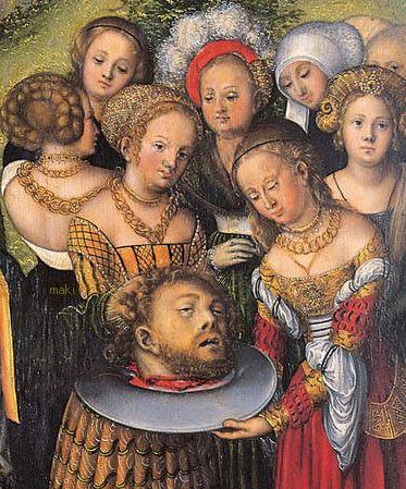 The Beheading of St. John the Baptist, 1515