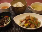 中国旬菜「凛花」