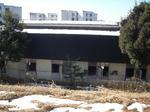 岐阜大学 馬術部厩舎