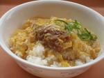 岐阜大学 学生食堂 チキンカツ丼S