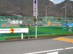 岐阜大学硬式テニス部芝生コート