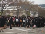岐阜大学正門バス停付近