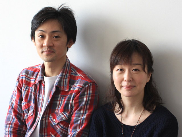石母田史朗さんと小林さやかさん