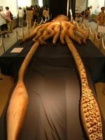 深海生物展