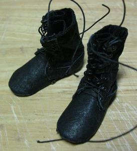 ブーツの途中01