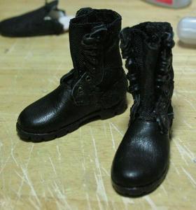 ブーツの途中05