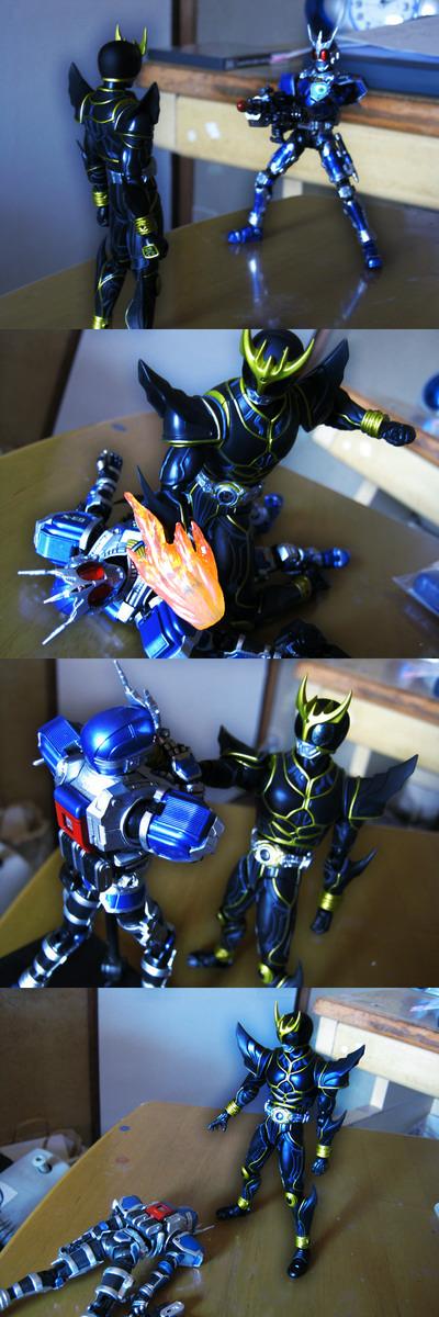 仮面ライダークウガ アルティメットフォーム、仮面ライダーG3-X